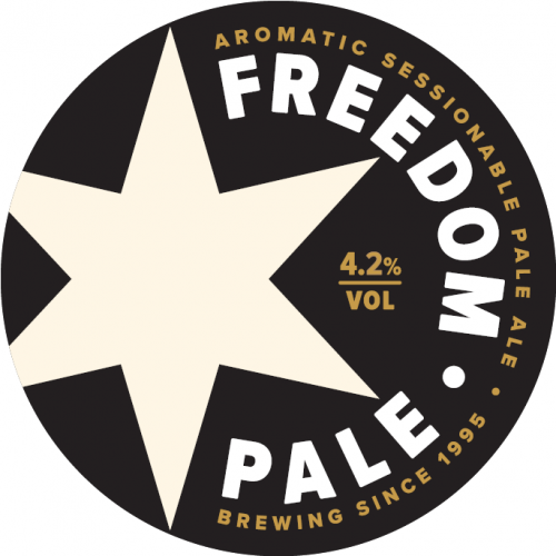 Freedom Pale 4.2% 50L Keg